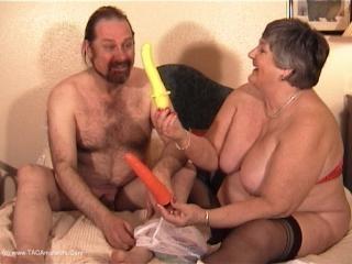 Grandma Meets & Fucks Rob Pt5