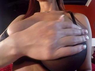 Nikki Black Sheer Bra Video