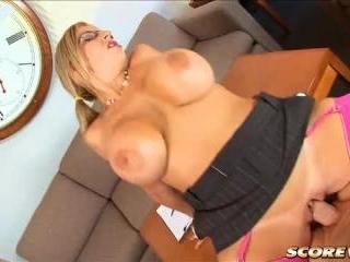Sara Jay in Executive Sexa