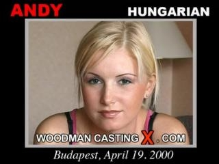 Andy casting