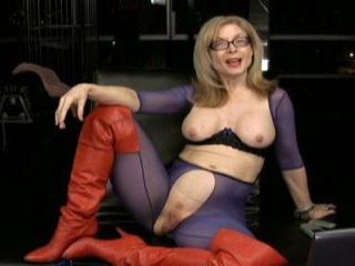 Nina Hartley Chat
