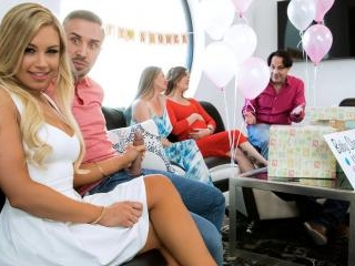 Busted At The Babyshower