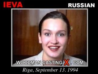 Ieva casting