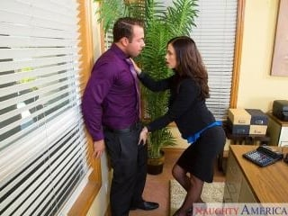 Naughty Office - Whitney Westgate & Chad White