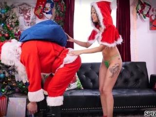 Saya Is Santas Naughty Helper