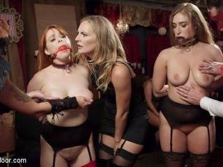 Squirting Slave Sluts Inspire A BDSM Halloween Org