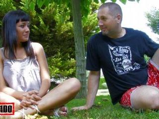 Video interview porno with Esmeralda Moon