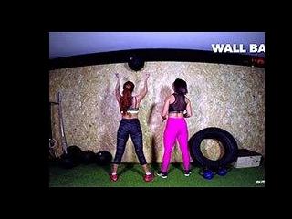 Bianca Resa\'s workout