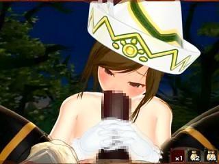 Fantastic sex scenes in cool hentai 3D vid