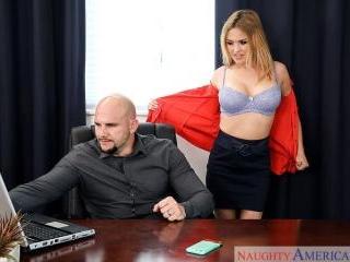 Naughty Office - Krissy Lynn & JMac
