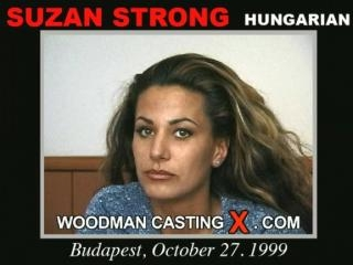 Suzan Strong casting
