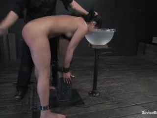 Jade Indica Oiled, fucked, bound and tortured.Coun