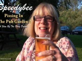 Pissing In The Pub Garden Pt2