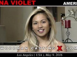 Lana Violet casting