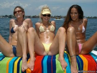 Milfs On The Water