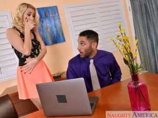 My Sister\'s Hot Friend - Sierra Nicole & Damon Dic