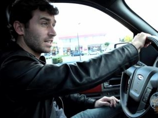 James Deen Orders Everything At Jack-in-the-box