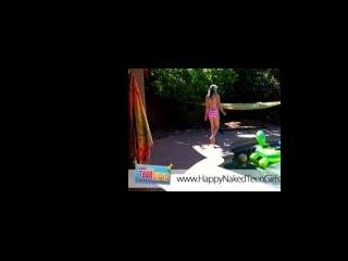 Amanda presents Happy Naked Swim 1