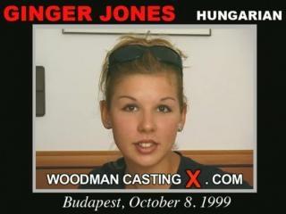 Ginger Jones casting