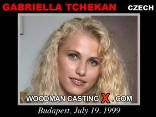 Gabriella Tchekan casting
