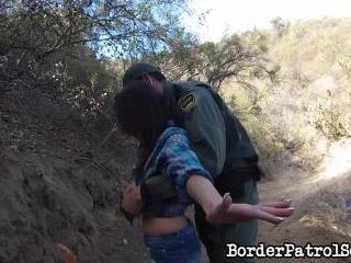 Border Patrol Sex - Kayla West 1