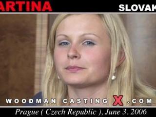Martina casting