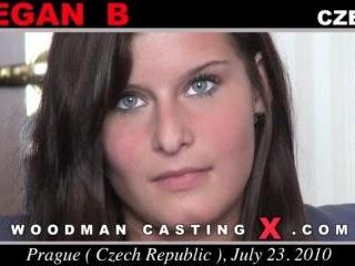 Megan B casting