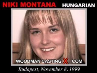 Niki Montana casting