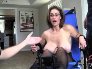 Eva Notty Tied Up Titty Tickle