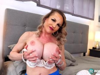 Lilly Bordeaux: A Big Breasted Woman In Bras