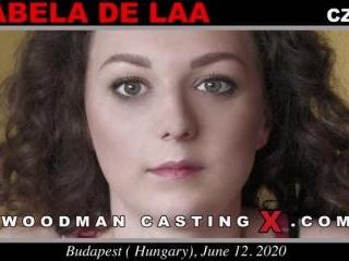 Isabela de Laa casting