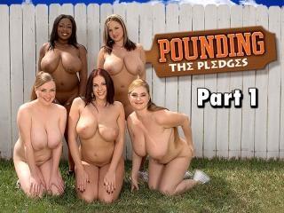 Pounding The Pledges Part 1