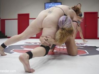 Elite Wrestler Destroyed on the mats, Lifted and F