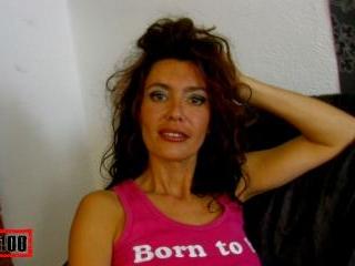 Interview porno with Zazel Paradise