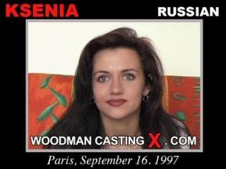 Ksenia casting