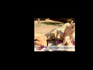 Alexandra presents Poolside Pussy Orgasms! 2