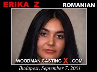 Erika Z casting