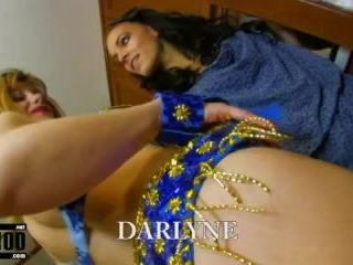 Porn video :   Darlyne Jordanne Kali Terry