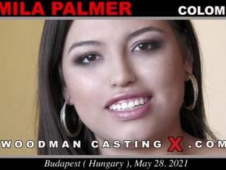 Camila Palmer casting