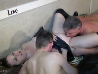 Blackpool Orgy Pt1