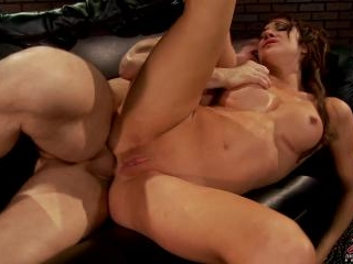 Amy Brooke gets fucked really hard in a game show