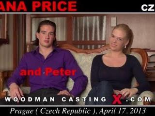 Diana Price casting