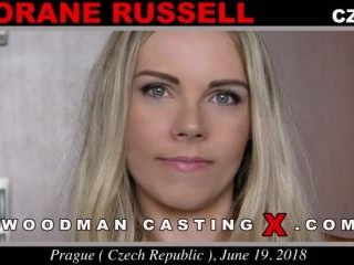 Florane Russell casting