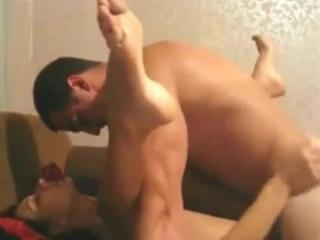 Horny chick gets drilled rough