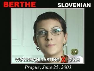 Berthe casting