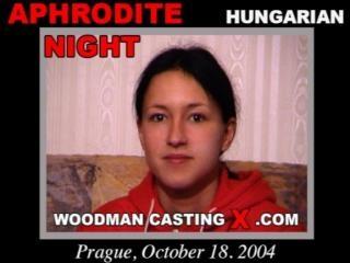 Aphrodite Night casting