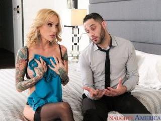 My Wife\'s Hot Friend - Sarah Jessie & Damon Dice