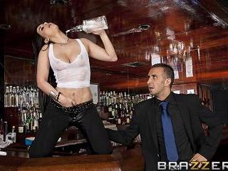 Bartender Boobies