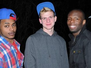 Sam Tyson - Blacks On Boys