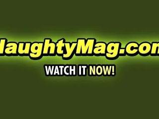 Barbie Kelley on NaughtyMag.com